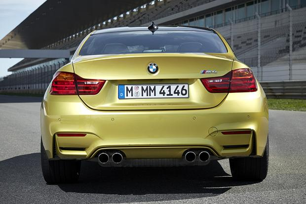 2015 BMW M4: New Car Review featured image large thumb4