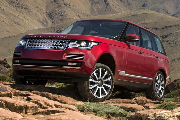 2015 Land Rover Range Rover: New Car Review featured image large thumb1