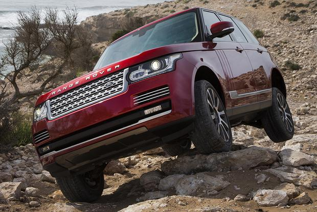 2015 Land Rover Range Rover: New Car Review featured image large thumb2