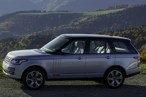 2015 Land Rover Range Rover: New Car Review featured image large thumb5