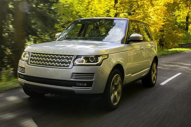 2015 Land Rover Range Rover: New Car Review featured image large thumb6