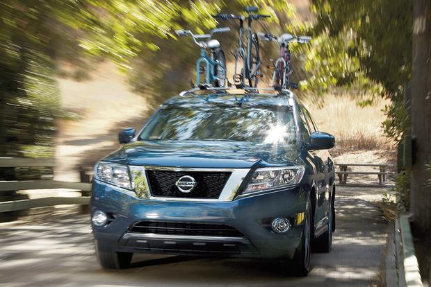 2015 Nissan Pathfinder: New Car Review Featured Image Large Thumb0