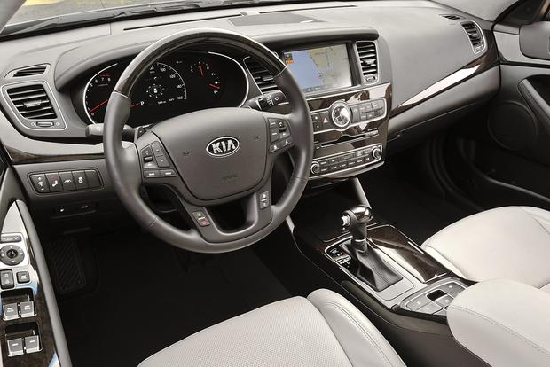 2015 Toyota Avalon vs. 2015 Kia Cadenza: Which Is Better? featured image large thumb9