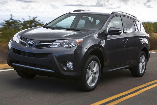 2015 Toyota Rav4 Vs 2015 Mazda Cx 5 Which Is Better