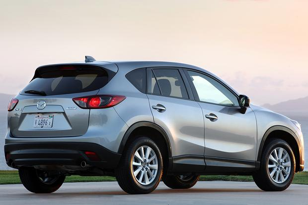 2015 Toyota RAV4 vs. 2015 Mazda CX-5: Which Is Better ...