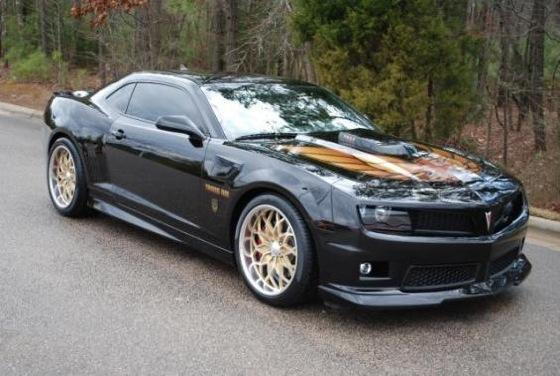 Found on AutoTrader.com: 2010 Phoenix Trans Am featured image large thumb9
