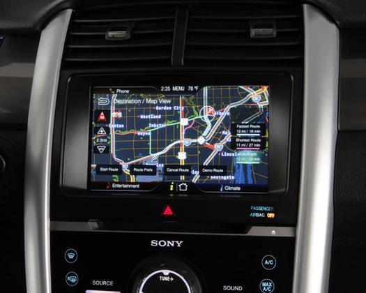 Ford's New Gadget Suggests the Most Fuel Efficient Route featured image large thumb1