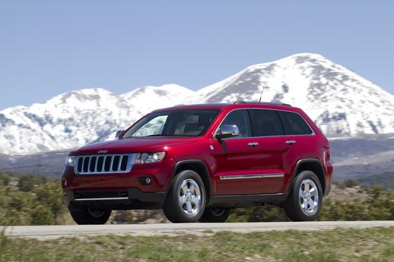 Grand Cherokee's Top Safety Pick Shows Chrysler's Improvement featured image large thumb0
