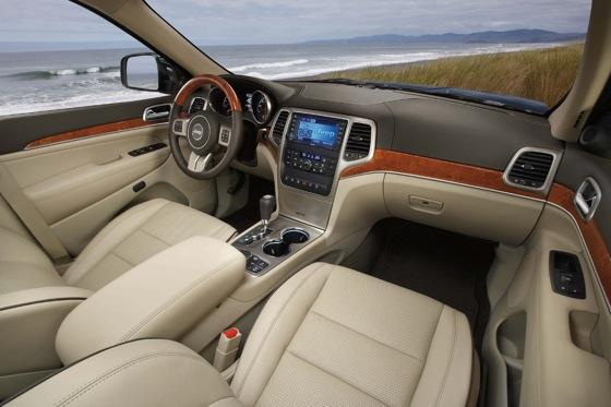 Grand Cherokee's Top Safety Pick Shows Chrysler's Improvement featured image large thumb9