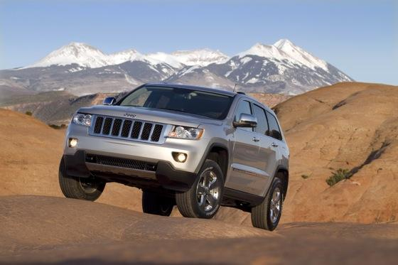 Grand Cherokee's Top Safety Pick Shows Chrysler's Improvement featured image large thumb2