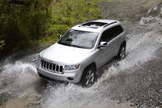 Grand Cherokee's Top Safety Pick Shows Chrysler's Improvement featured image large thumb5