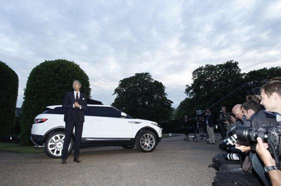 Baby Land Rover - The 2012 Range Rover Evoque is Unveiled featured image large thumb4