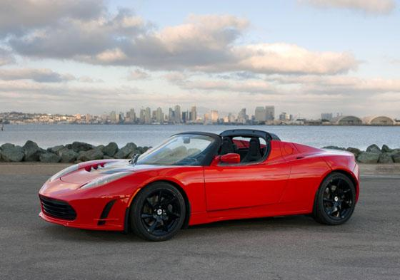 2011 Tesla Roadster 2.5 is Unveiled with Minor Upgrades featured image large thumb0