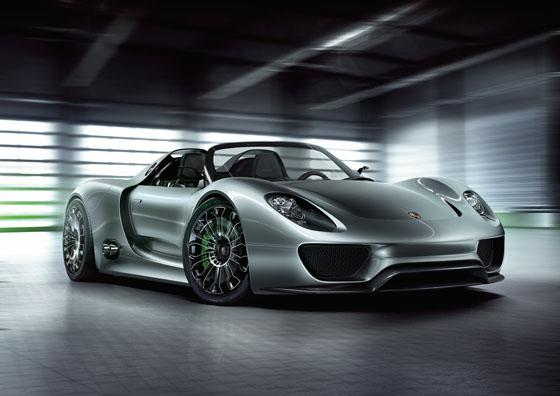 Porsche 918 Spyder Hybrid Priced at $630,000 featured image large thumb0