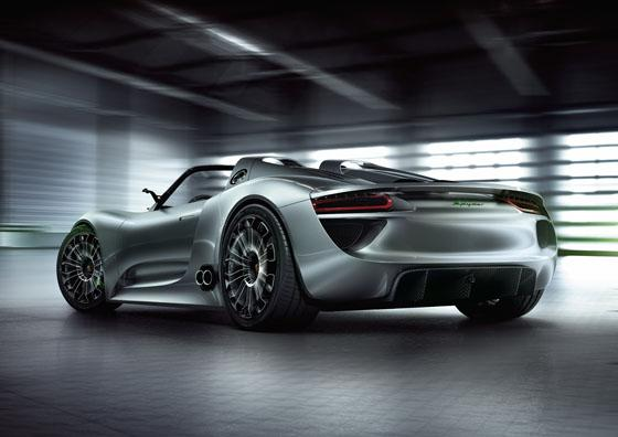 Porsche 918 Spyder Hybrid Priced at $630,000 featured image large thumb1