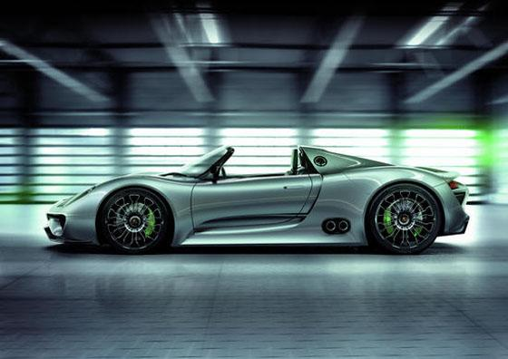 Porsche 918 Spyder Hybrid Priced at $630,000 featured image large thumb3