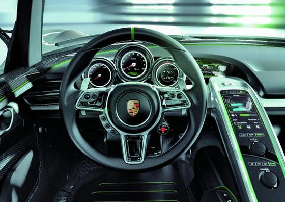 Porsche 918 Spyder Hybrid Priced at $630,000 featured image large thumb4