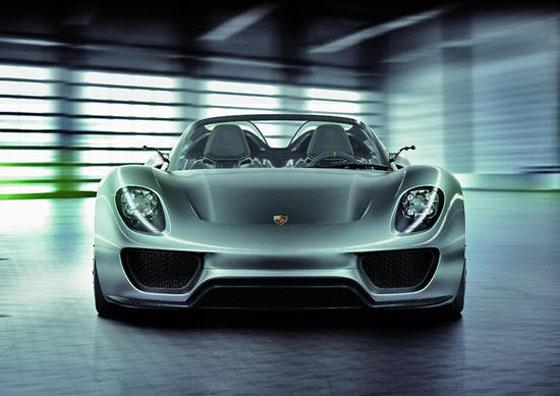 Porsche 918 Spyder Hybrid Priced at $630,000 featured image large thumb6