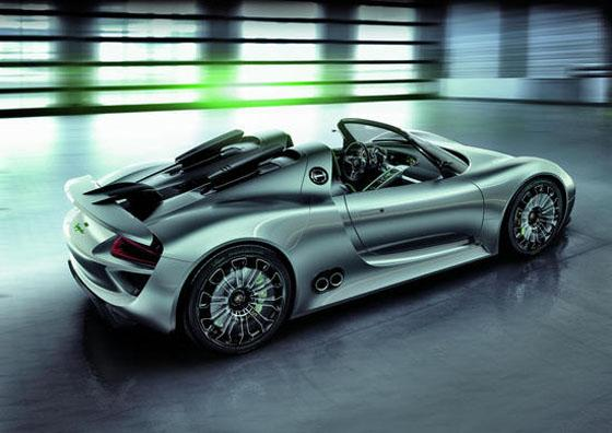Porsche 918 Spyder Hybrid Priced at $630,000 featured image large thumb7