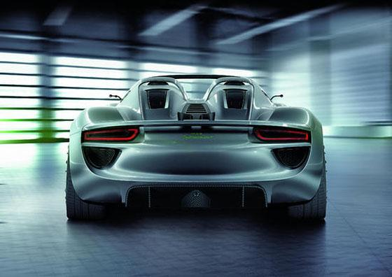 Porsche 918 Spyder Hybrid Priced at $630,000 featured image large thumb8