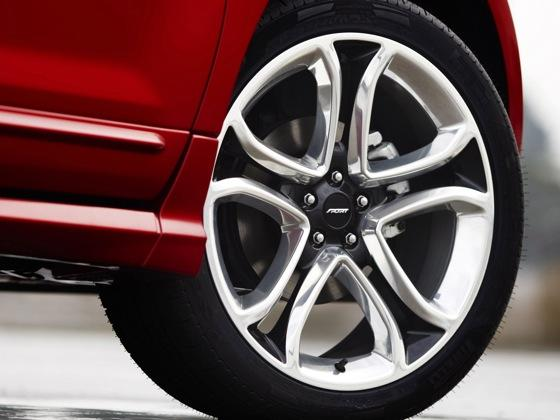 Ford Edge Sport Gets Mustang Engine and Fresh Look For 2011 featured image large thumb10