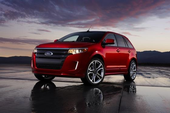 Ford Edge Sport Gets Mustang Engine and Fresh Look For 2011 featured image large thumb3
