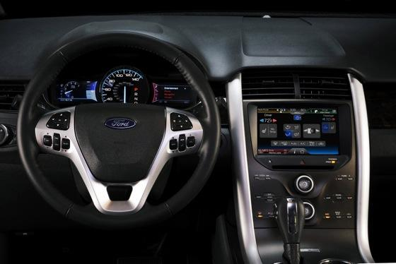 Ford Edge Sport Gets Mustang Engine and Fresh Look For 2011 featured image large thumb4