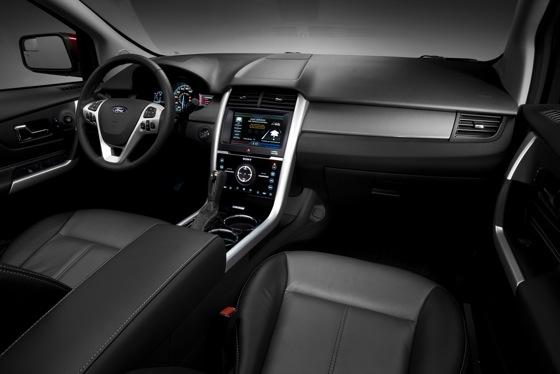 Ford Edge Sport Gets Mustang Engine and Fresh Look For 2011 featured image large thumb5