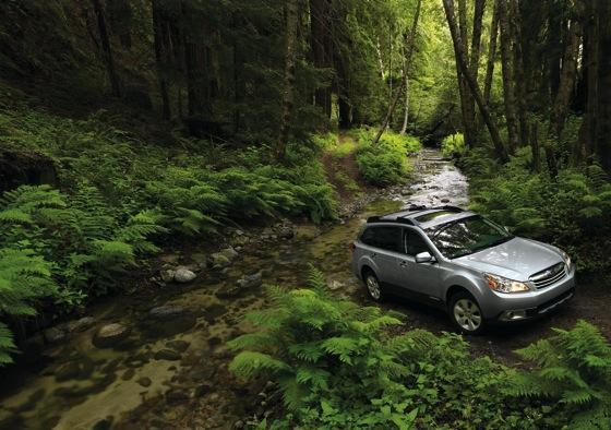 Subaru Outback: Family Car, Luggage Hauler, Terrain Tackler, Internet Provider featured image large thumb0