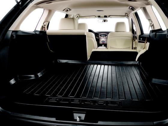 Subaru Outback: Family Car, Luggage Hauler, Terrain Tackler, Internet Provider featured image large thumb9