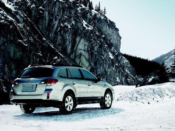 Subaru Outback: Family Car, Luggage Hauler, Terrain Tackler, Internet Provider featured image large thumb1