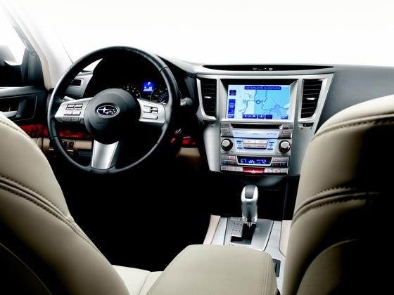 Subaru Outback: Family Car, Luggage Hauler, Terrain Tackler, Internet Provider featured image large thumb2
