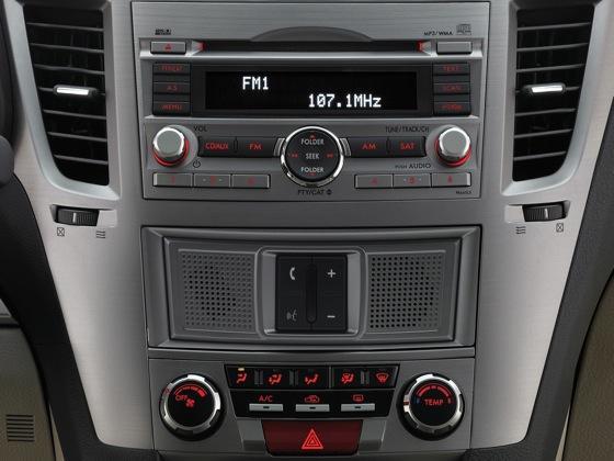 Subaru Outback: Family Car, Luggage Hauler, Terrain Tackler, Internet Provider featured image large thumb3