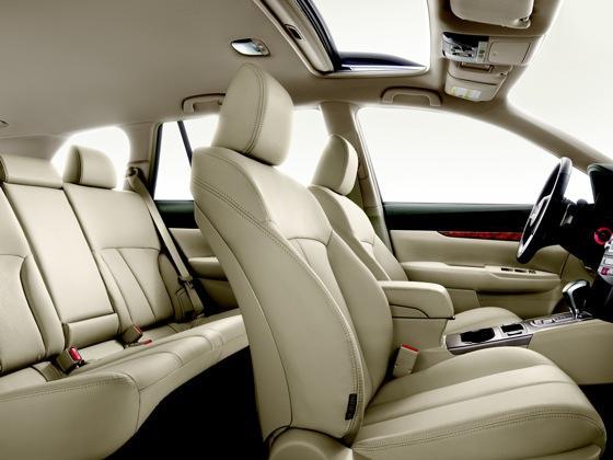 Subaru Outback: Family Car, Luggage Hauler, Terrain Tackler, Internet Provider featured image large thumb7