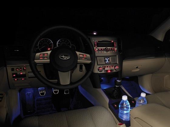 Subaru Outback: Family Car, Luggage Hauler, Terrain Tackler, Internet Provider featured image large thumb8