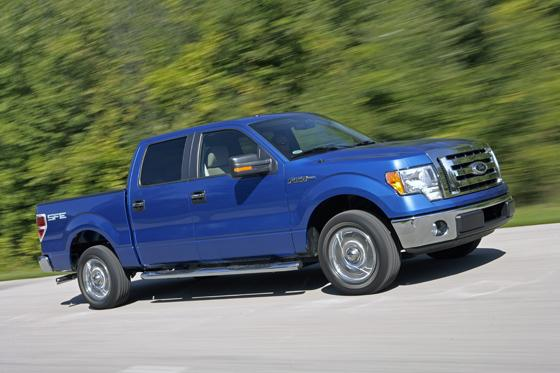 2011 Ford F-150: Eight Cylinders Good. Six Cylinders Better? featured image large thumb0