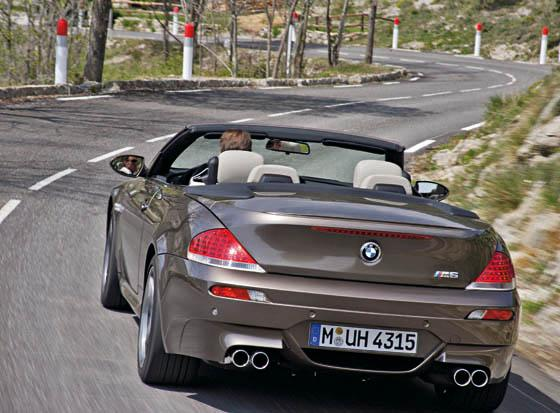 The Demise of the BMW M6 Signals Deeper Changes for the 6 Series featured image large thumb1