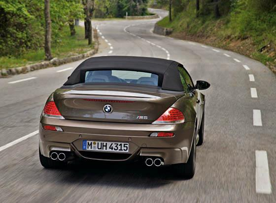 The Demise of the BMW M6 Signals Deeper Changes for the 6 Series featured image large thumb5