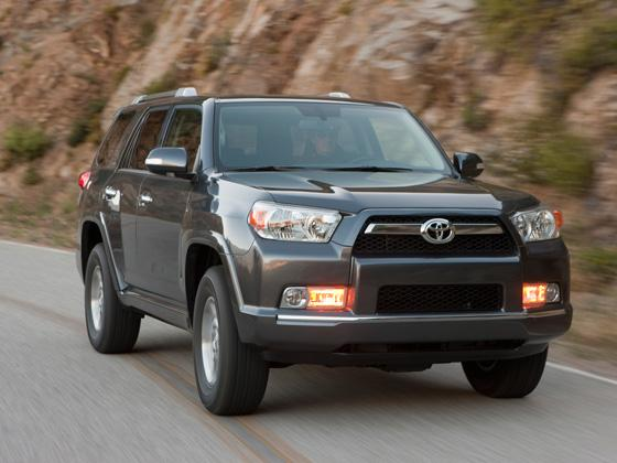 Toyota Drops 4-Cylinder Option from 4Runner featured image large thumb0