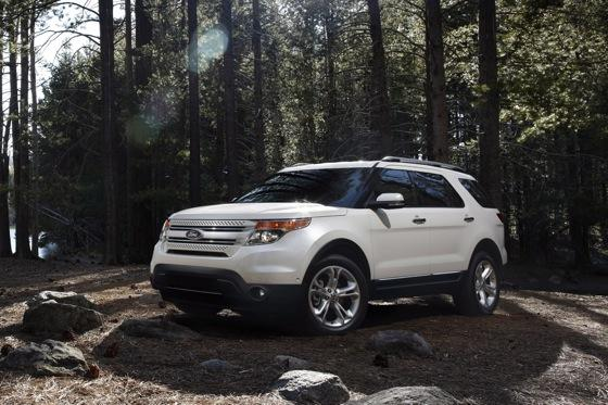 The New Ford Explorer - a Recyclable SUV featured image large thumb0
