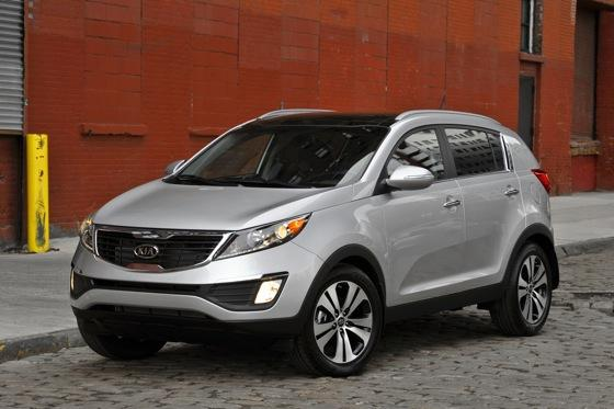 2011 Kia Sportage - Beautiful, Economical and Affordable featured image large thumb0