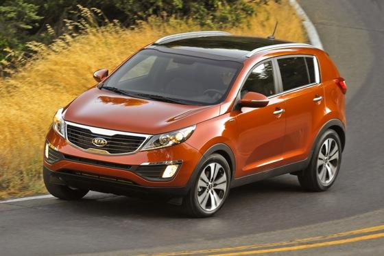 2011 Kia Sportage - Beautiful, Economical and Affordable featured image large thumb9