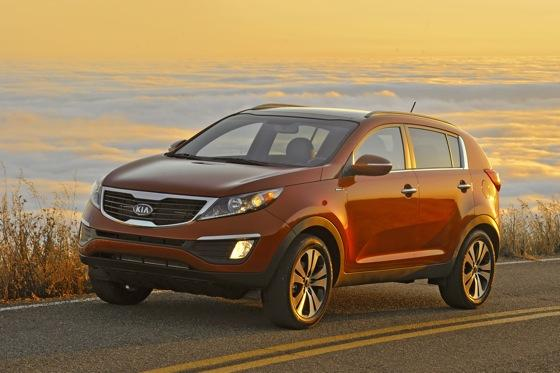 2011 Kia Sportage - Beautiful, Economical and Affordable featured image large thumb10