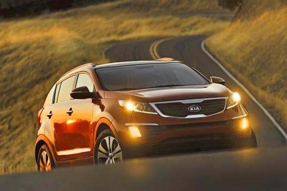 2011 Kia Sportage - Beautiful, Economical and Affordable featured image large thumb11