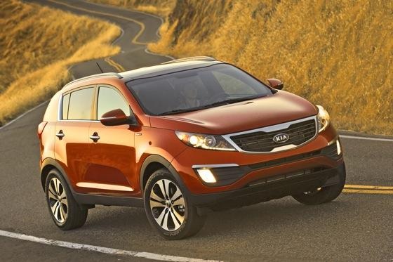 2011 Kia Sportage - Beautiful, Economical and Affordable featured image large thumb12