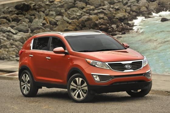 2011 Kia Sportage - Beautiful, Economical and Affordable featured image large thumb14