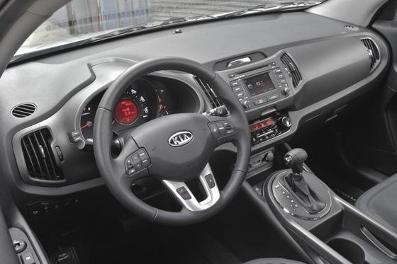 2011 Kia Sportage - Beautiful, Economical and Affordable featured image large thumb15