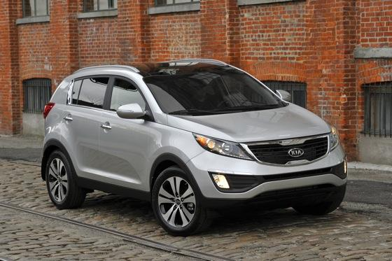 2011 Kia Sportage - Beautiful, Economical and Affordable featured image large thumb1