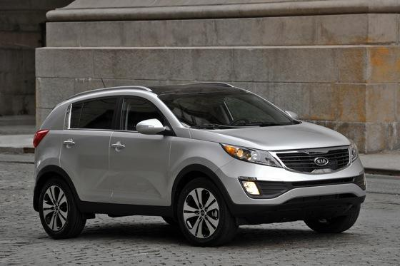 2011 Kia Sportage - Beautiful, Economical and Affordable featured image large thumb2