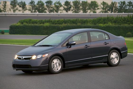Recall Alert: Software Flaw on Honda Civic Hybrid Battery featured image large thumb0